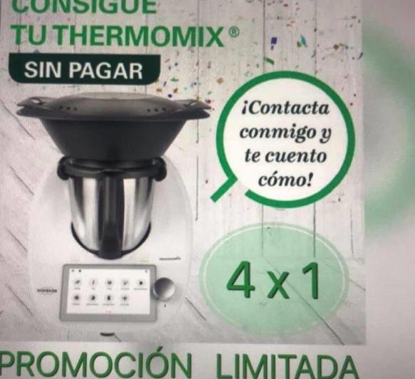 Estamos de aniversario, nuestro Thermomix® tm6 cumple un año, quieres saber cómo ganártela gratis