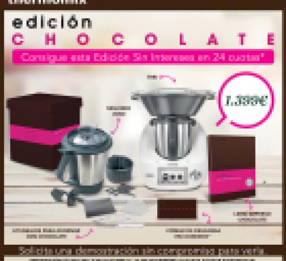 Edición Chocolate