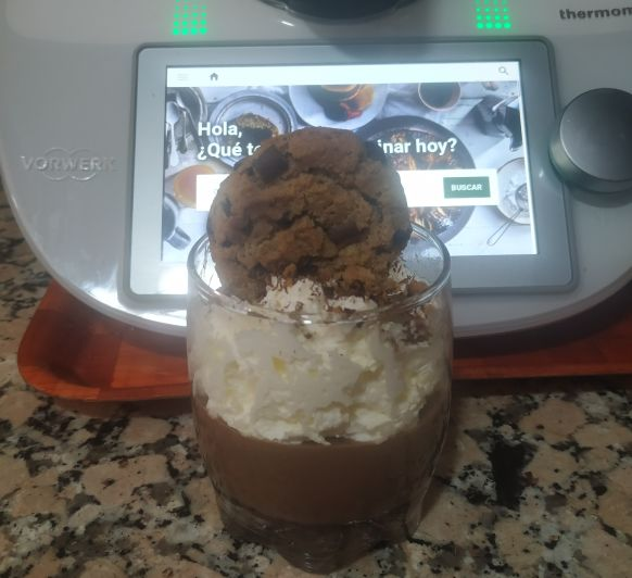 Dalkys o yogur de chocolate cremoso