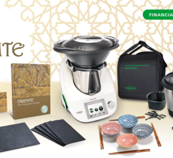A journey through the orient with Thermomix® .