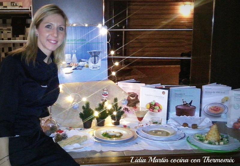 Últimos talleres gratuitos de Cocina de Navidad con Thermomix® en Málaga ¡Reserva ya!
