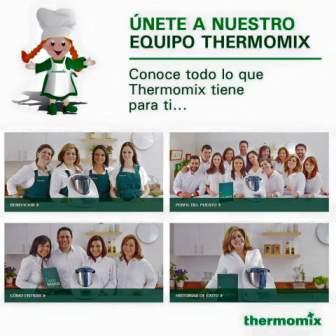 Trabaja con nosotros con Thermomix®