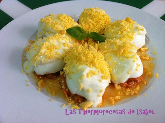 Huevos a la Marichabeli
