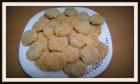Receta de nuggets de pollo con Thermomix®
