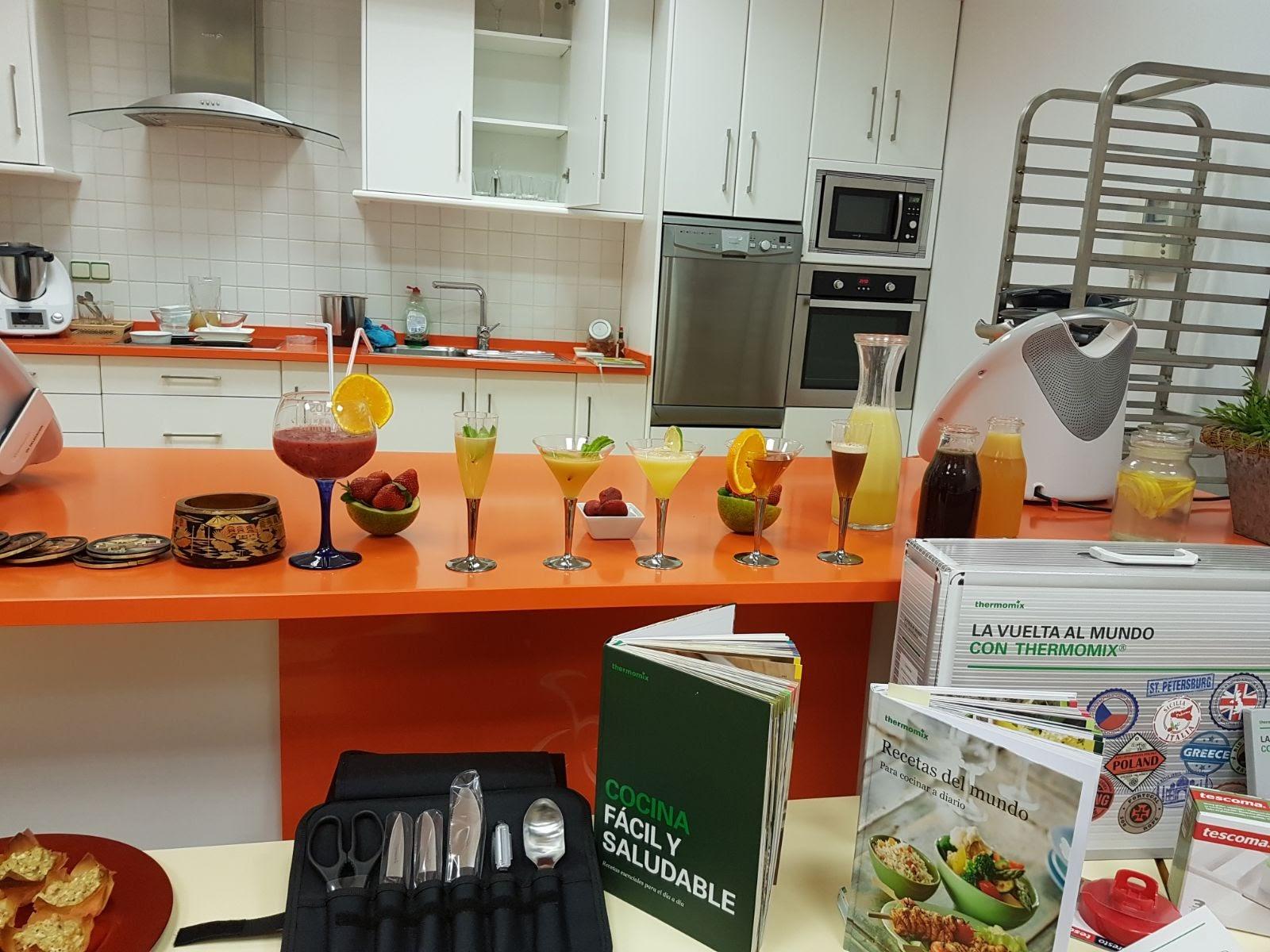 Experiencia gastronomica taller de perfeccionamiento - Clases cocina malaga ...