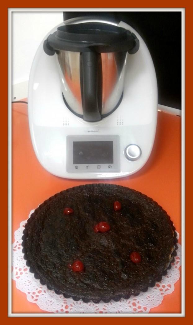 Pastel de Chocolate con Thermomix® colección 'De Cine'