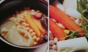 Cocción de legumbres : Alubias y Garbanzos con Thermomix®