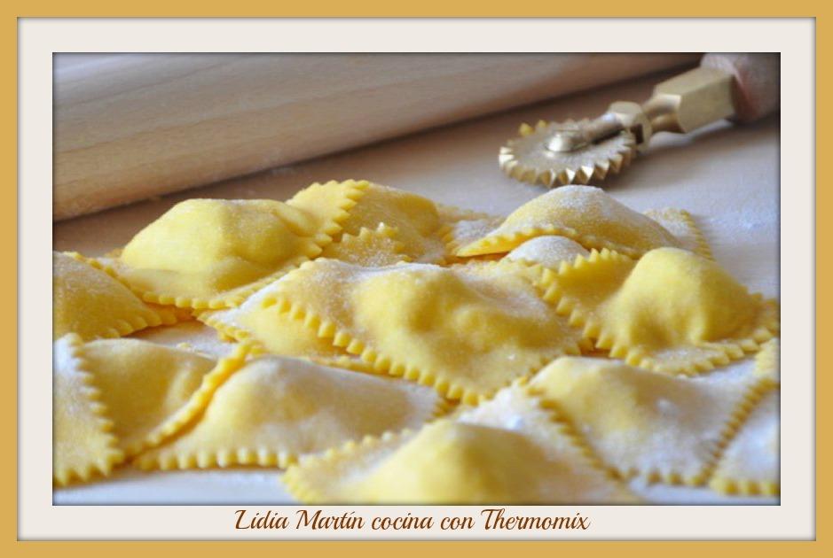 Receta de Pasta fresca casera con Thermomix®