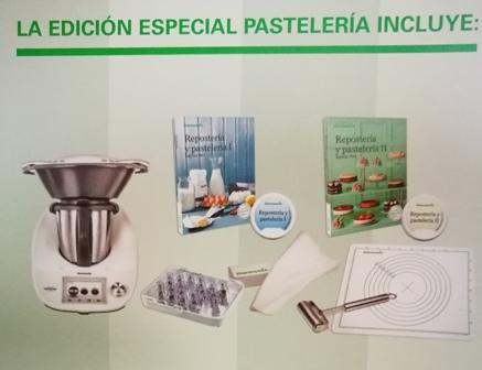 PROMOCIÓN ESPECIAL PASTELERÍA Thermomix®