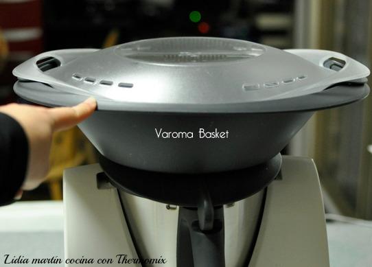 Sácale partido a la cocina con vapor con la Operación Varoma de Thermomix® en Málaga