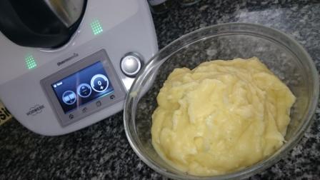 Puré de patatas con Thermomix®