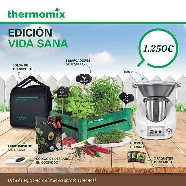 Promoción Thermomix® 3er Aniversario