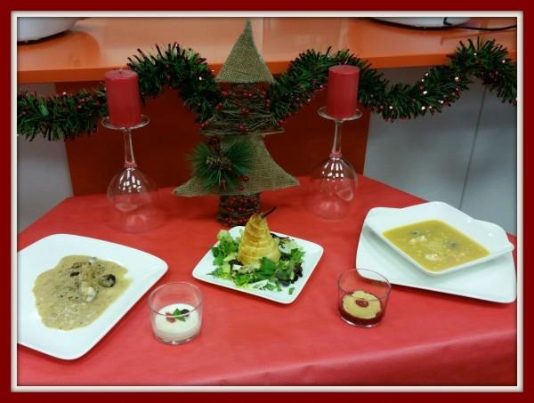 Thermomix® te enseña recetas para Navidad y cómo decorar tu mesa ¡Acércate a las demostraciones gratuitas!