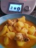 Guisaillo de patatas con Thermomix®
