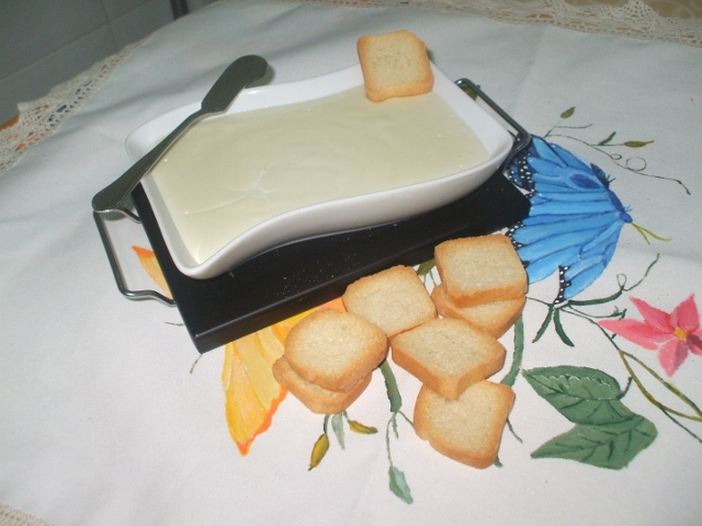 Paté de roquefort