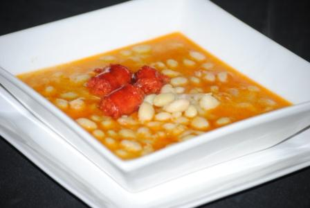 POCHAS A LA NAVARRA (Apta para Celiacos)