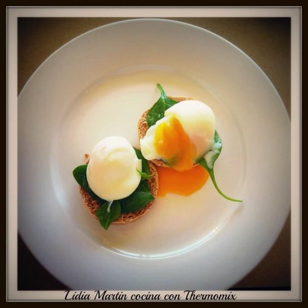 Receta para que los huevos cocidos con Thermomix® queden suaves y sanos
