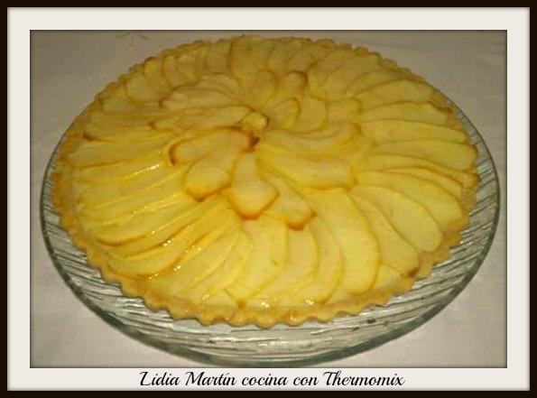 Receta de Tarta de Manzana con Thermomix®