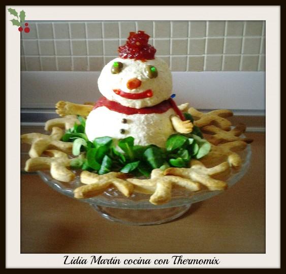 Receta de Paté de queso y regañás con Thermomix®
