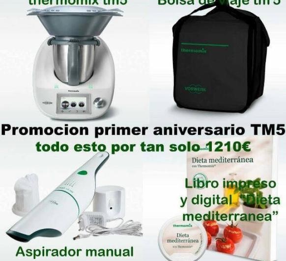 EDICIÓN PRIMER ANIVERSARIO Thermomix®