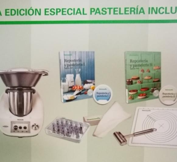 EDICIÓN ESPECIAL PASTELERÍA Thermomix®