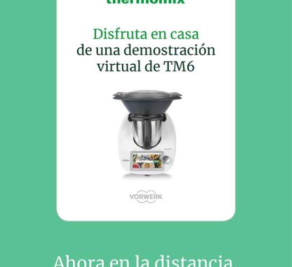 DEMOSTRACIÓN VIRTUAL CON TM6
