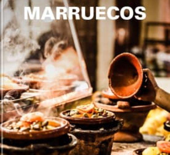 TALLERES DE COCINA MARROQUÍ !