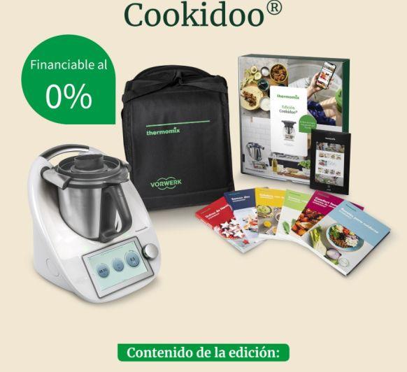Nueva Edición Cookidoo Financiación 0% Thermomix® DELEGACIÓN MÁLAGA MEFISTÓFELES 16