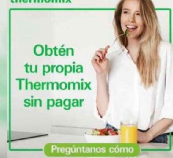 ANIVERSARIO Thermomix® CONSIGUE UN TM6 SIN COSTE