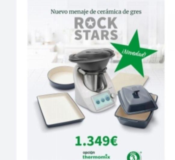 TM 6 ROCK STARS SE AMPLIA HASTA EL DIA 28 LO ULTIMO EN MENAJE