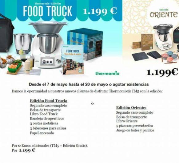 Últimas Ediciones Tm5 a 1199€!!