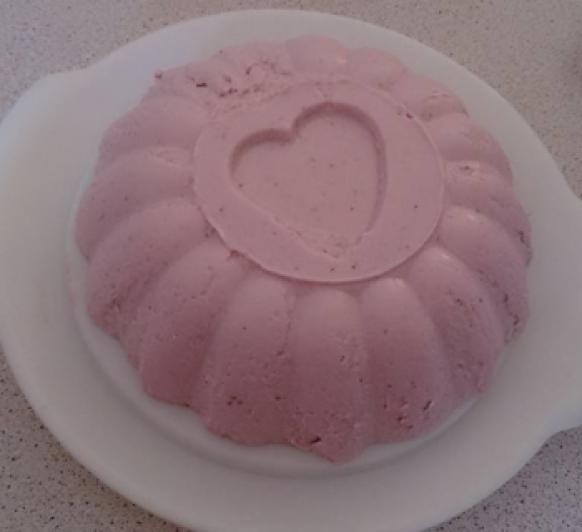 Relleno tarta de fresas. Petisuis con Thermomix®