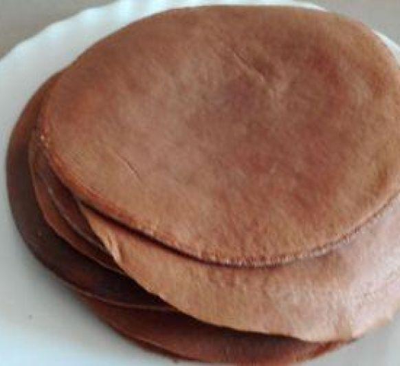 Tortitas Fit de mi amiga Chari