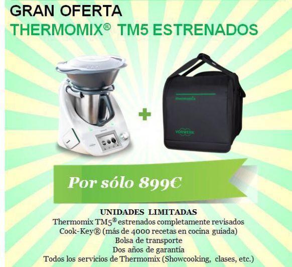 Oferta Thermomix® 899€