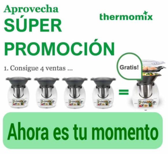 Consigue tu Thermomix® gratis, te informo como