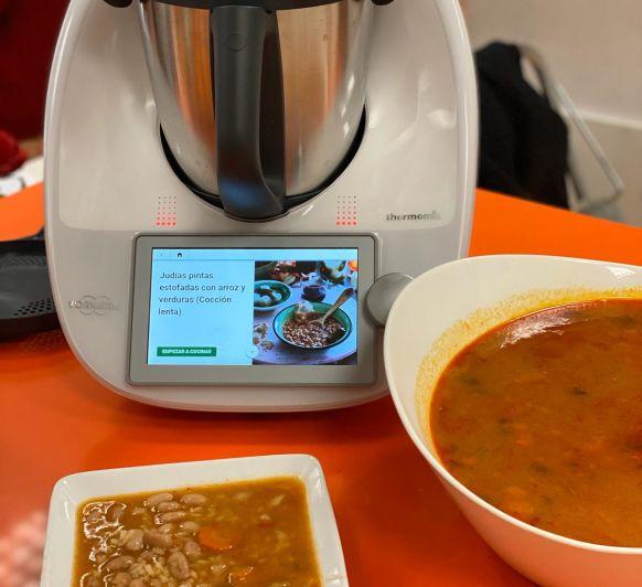 Cocina tradicional con Thermomix®