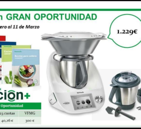 EDICIÓN GRAN OPORTUNIDAD DE Thermomix®