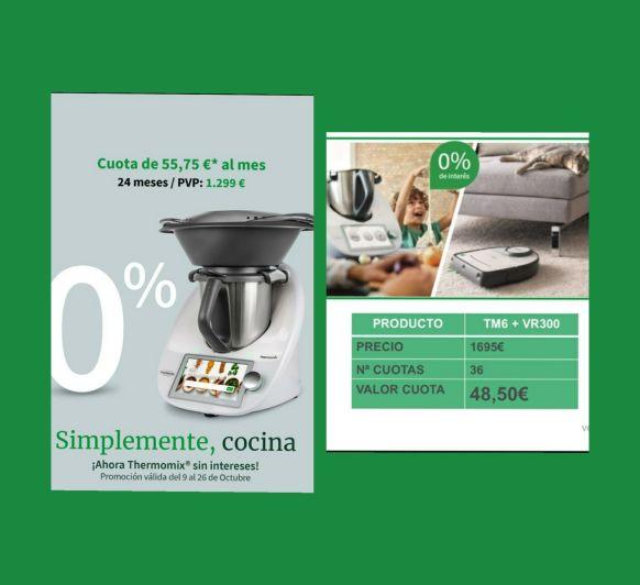 Thermomix® Esdicion SmartHome y 0%