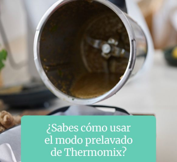 ¡Fregar después de cenar es ahora más fácil que nunca con Thermomix® !