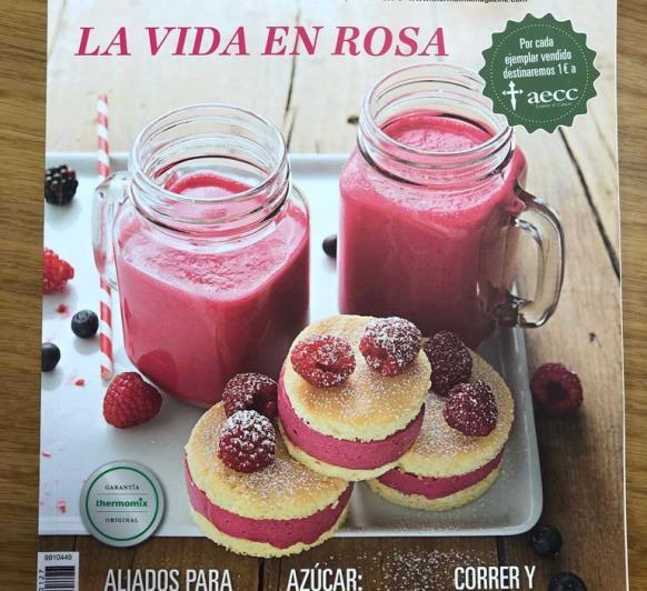 Mes rosa Thermomix®