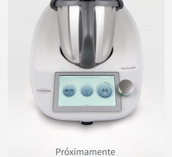 Nuevo Thermomix® TM6, la más avanzada tecnología en tu cocina