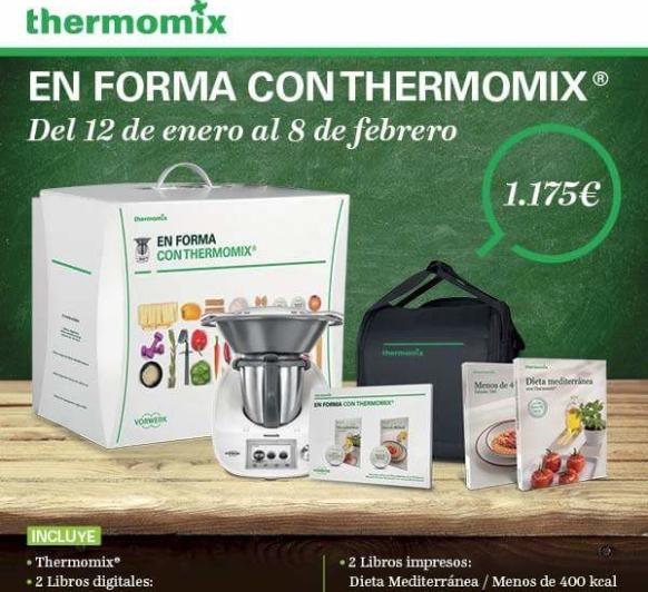 Nueva edicion; En forma con Thermomix®
