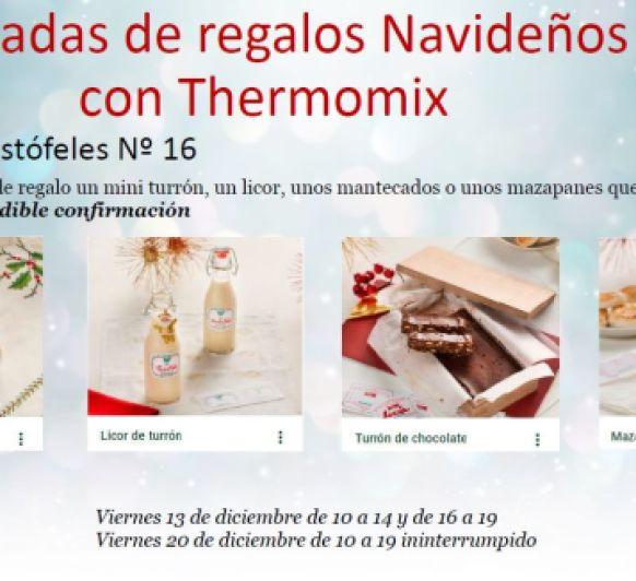 Jornadas de regalos Navideños con Thermomix® C/ Mefistófeles 16