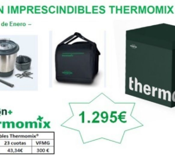 IMPRESCINDIBLES Thermomix®