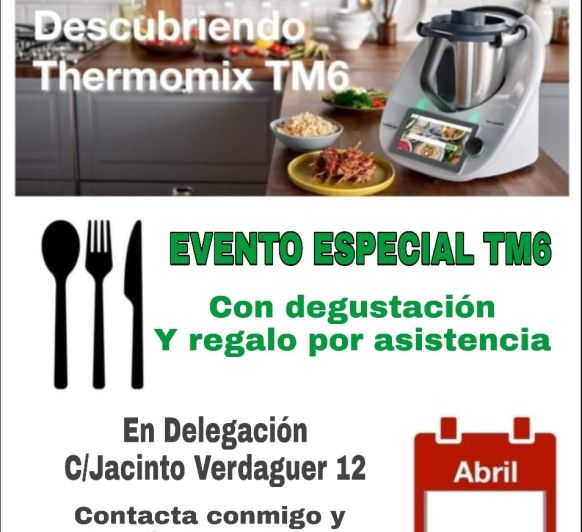 EVENTO ESPECIAL DE Thermomix®