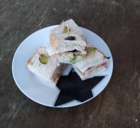 Sándwich mayca