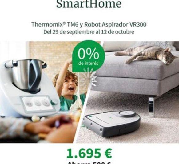 Thermomix® Esdicion SmartHome