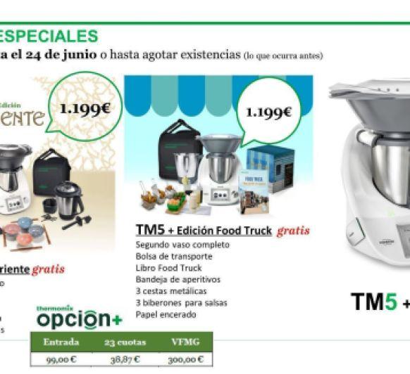 EDICIONES ESPECIALES DE TM5