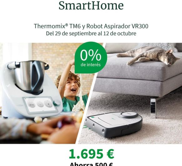 Thermomix® 6 Y KOBOLD al 0%