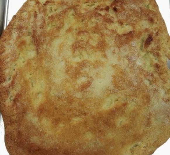 Pan de cañada con Thermomix® (pan dulce)
